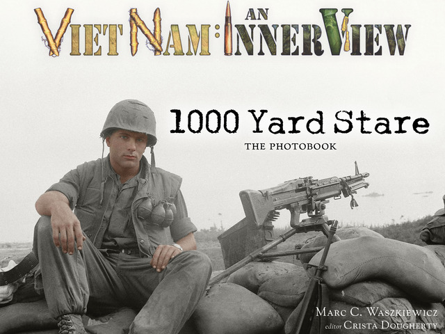 Vietnam: An InnerView - Boek over 1000 yard stare