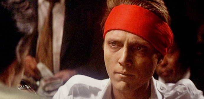 Christopher Walken als Nick in The Deer Hunter