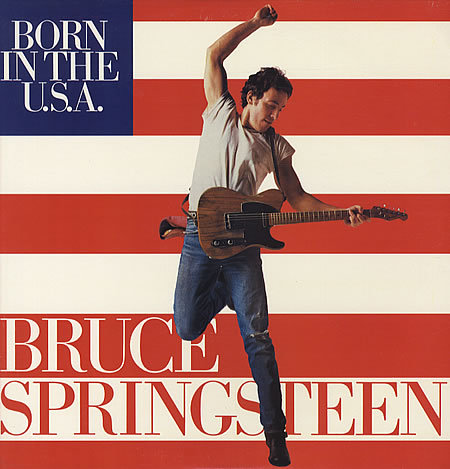 Hoes Born in the USA - Bruce Springsteen