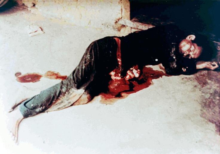 Nog een slachtoffer van de My Lai massamoord