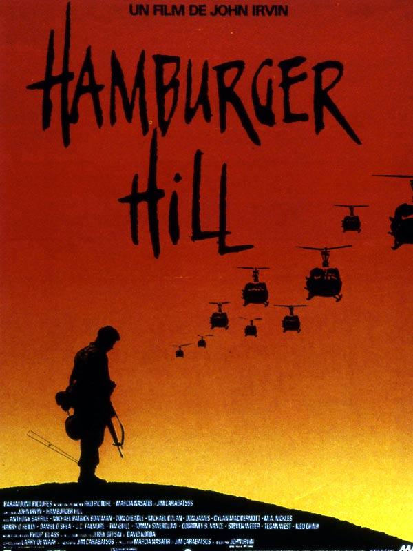 Affiche Hamburge Hill