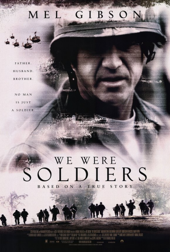 Poster We Were Soldiers