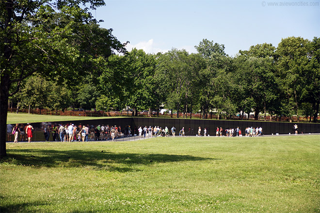 Vietnam War Veterans Memorial