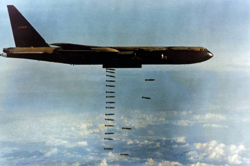 B52-bommenwerper