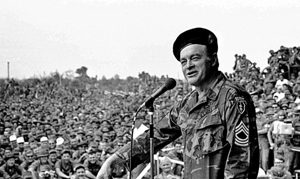 Bob Hope-Saigon-December 1970