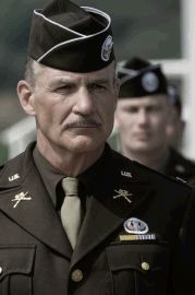 Dale Adam Dye in Band of Brothers