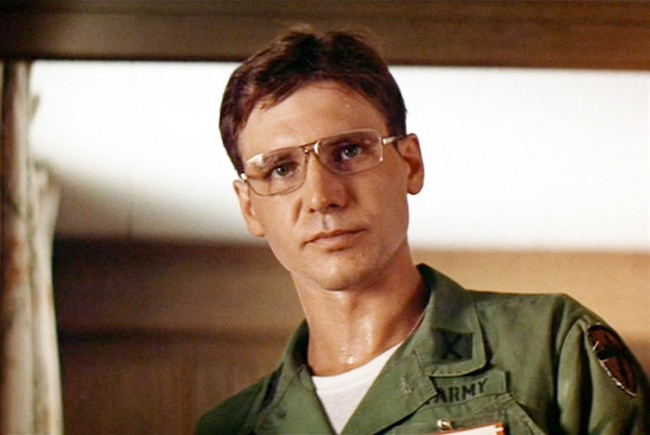 Harrison Ford in Apocalypse Now
