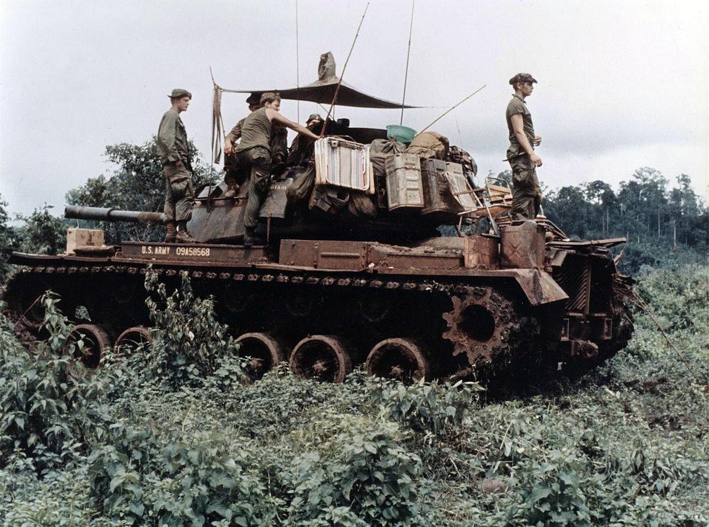 M48-tank