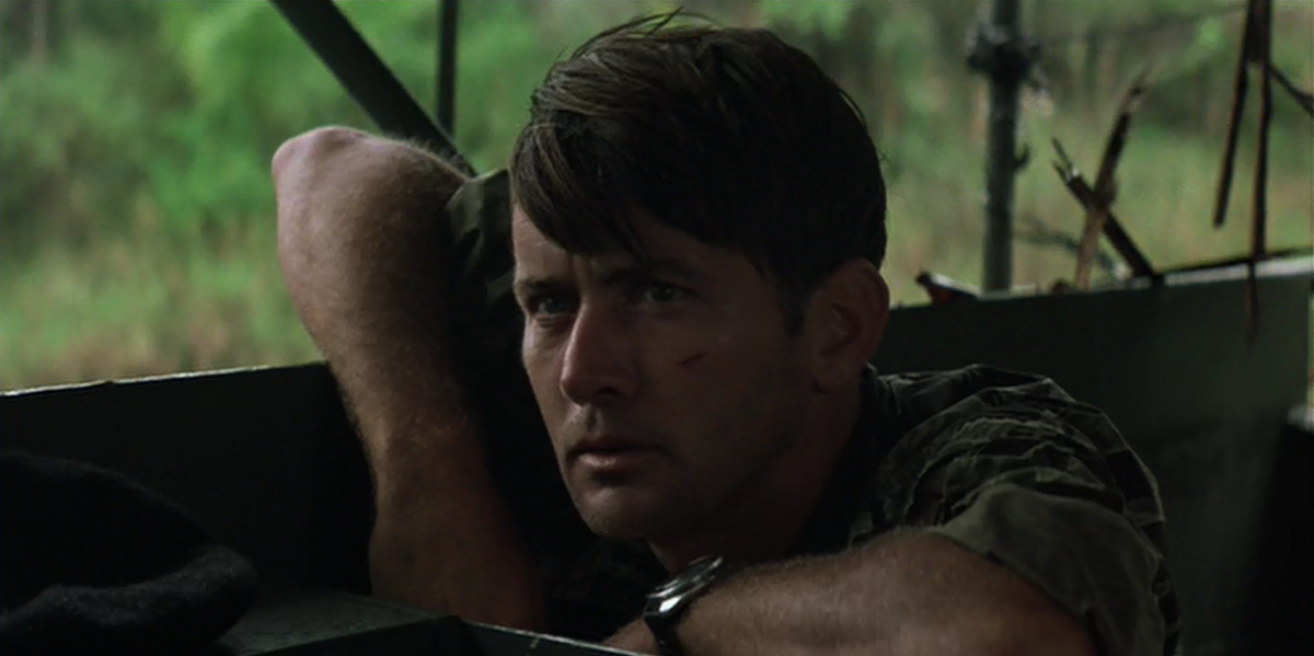 Martin Sheen in Apocalypse Now(2)