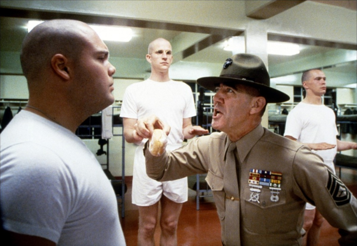 Scene uit Full Metal Jacket(5)