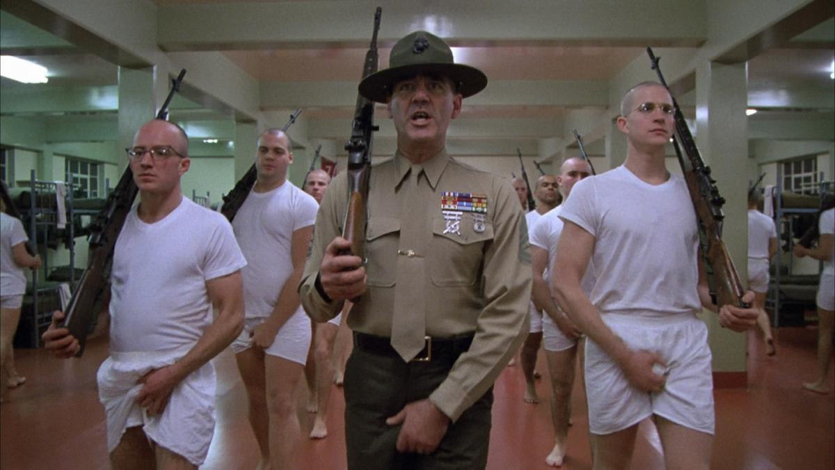 Scene uit Full Metal Jacket(6)