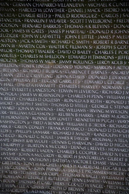 Vietnam War Veterans Memorial (2)