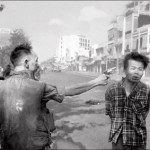 1968 - Terchtstelling van een Vietcong-gevangene in Saigon - 1 februari