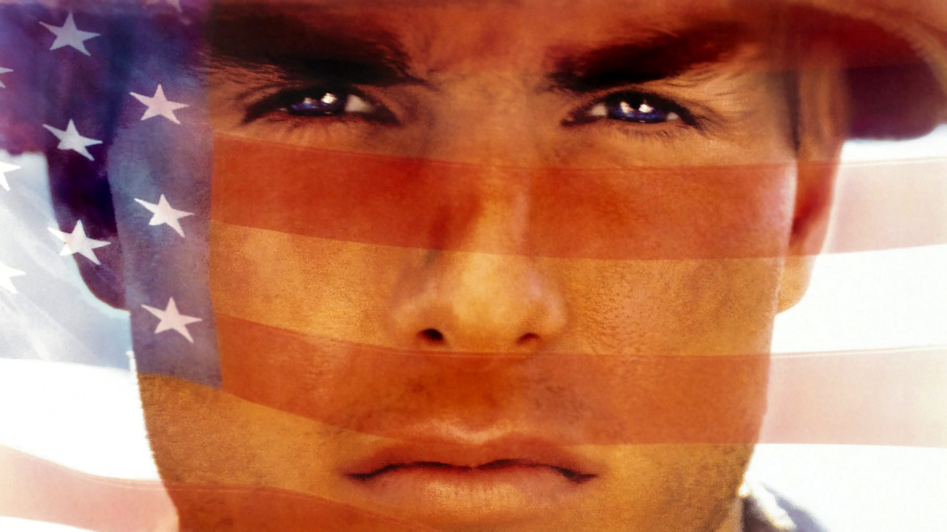 Tom Cruise in Born on the 4th of July
